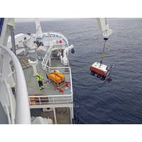 Rover and work  ROVs in action.