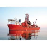 A Seadrill Drillship: Photo credit Seadrill