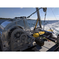 SeaScout Expeditionary Seabed Mapping and Intelligence System deployed during ANTX2018 (Photo: Kraken Robotics Inc.)