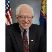 US Senator Bernie Sanders.  Credit: US Senate website.