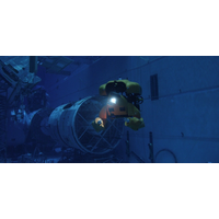 The shape-shifting Aquanaut underwater vehicle (Photo: Houston Mechatronics Inc.)
