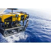 ROV SuBastian on Sea Trials. (Photo: Schmidt Ocean Institute)