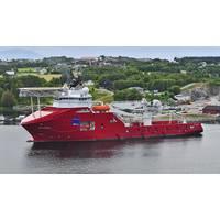 DOF Subsea Norways's Skandi Skolten will assist with the installation of Teekay Petrojarl Production AS's newbuild FPSO on the Knarr field development