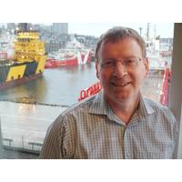DOF Subsea, ROV Support Engineer, Kenny Stewart
