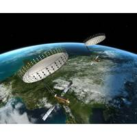 Tandem L is the name of a new satellite radar system Photo Alfred Wegener Institute