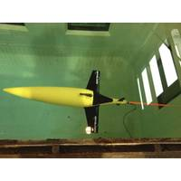 Tank testing KONGSBERG Seaglider