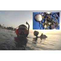 Underwater Metal Detecting Makes Every Dive a Treasure Hunt
