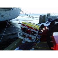 ROV utilizing CDL subsea products (Photo: CDL)