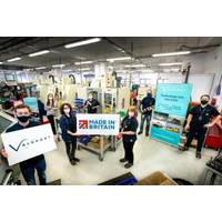 Valeport achieved the internationally recognized 'Made In Britain' accreditation for its range of marine solutions that are developed, designed and manufactured at its UK headquarters in Totnes, Devon.