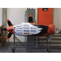 The WASUB 4 human-powered submarine