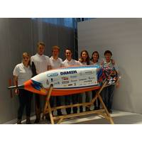 WASUB students demonstrate latest submarine ahead of its debut at UDT exhibition