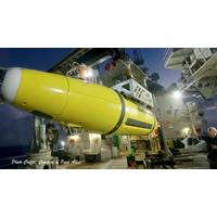 AUV with EdgeTech Sonar Installed (Photo: EdgeTech)
