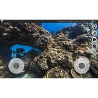 With Live Remote Control, users of Aquabotix's underwater vehicles and cameras are given the ability to pilot their devices remotely from any web browser-enabled device, anywhere in the world (Image: Aquabotix)
