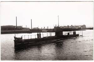 Australia's first Navy submarine HMAS AE1 went missing more than 100 years ago off of what is now Papua New Guinea. To this day its location remains unknown. (Photo: Fugro)