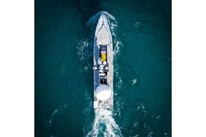 Blue Essence hybrid USV. Image courtesy Fugro