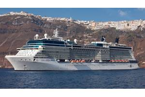 Celebrity Equinox (photo courtesy Celebrity Cruises)