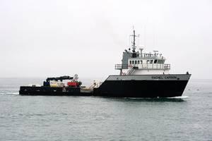 MBARI vessel  R/V Rachel Carson