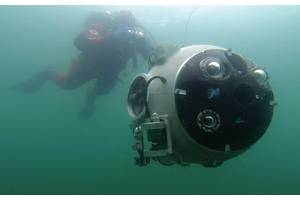 Out-of-this-world: a UX-1 HROV. Photo: EU UNEXMIN Project