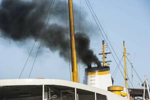 The Poseidon Principles have been established by the Global Maritime Forum and major financial institutions as a framework within which maritime industry stakeholders will work to reduce carbon emissions.  (Photo © Adobe Stock / Paul Vinten)