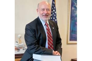 Richard (Rick) W. Spinrad, Ph.D. Image courtesy NOAA