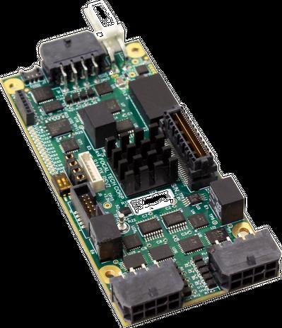 914-DX Expansion Card (Image: Moog Focal)