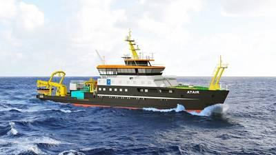 Atair II (Photo: Kongsberg Maritime)