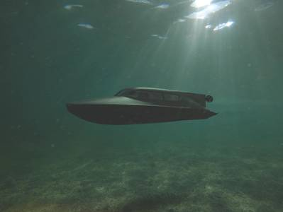 British firm SubSea Craft is building a new diver delivery unit, the VICTA Class, which will have Vigilant onboard. (Image: SubSea Craft)