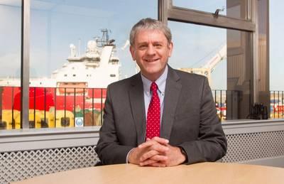Jim Cargill, Chief Executive, PlanSea Solutions - Credit: PlanSea Solutions