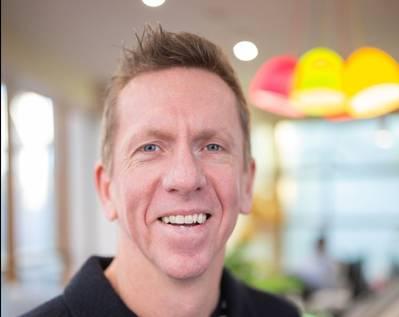 Chris Fleming, Cyberhawk CEO