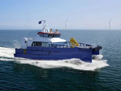 Damen FCS 2710 rendering (Photo: Damen)