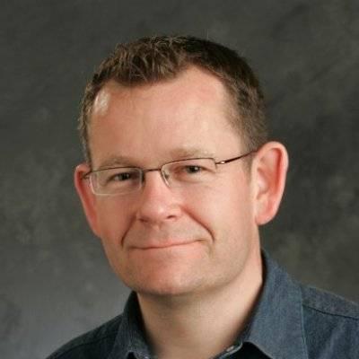 Jim Darroch (Photo: WFS Technologies)