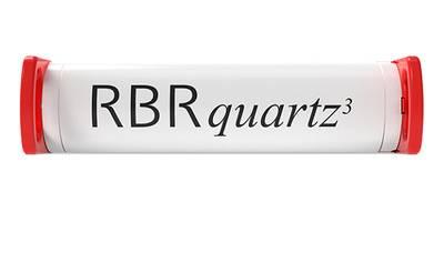 RBR debuts its RBRquartz³ Q|plus Pressure Logger. Photo: RBR