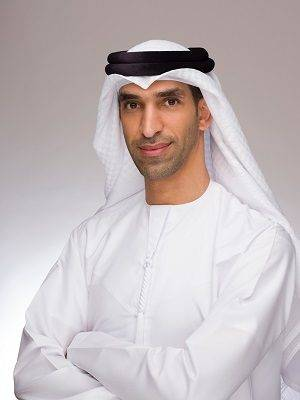 His Excellency Dr. Thani bin Ahmed Al Zeyoudi, Minister of Climate Change and Environment