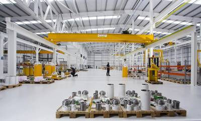 Express Engineering has opened its new assembly and test center. Photo courtesy Express Engineering
