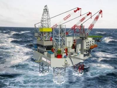 FELS Super A-class Rig: Image courtesy of Keppel