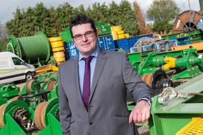 Flowline Specialists' new CEO, Ross Whittingham (Photo: Flowline Specialists)