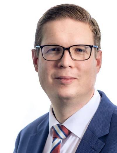 Fredrik Nilsson (Photo: Trelleborg Group)
