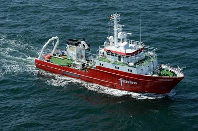 MV Fugro Helmert (Photo: Fugro)