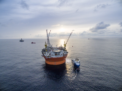 The Goliat  Field (Photo: © Eni Norge)