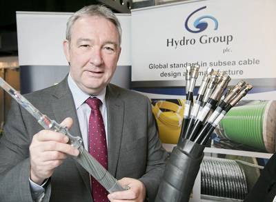 Graham Wilkie (Photo: Hydro Group)