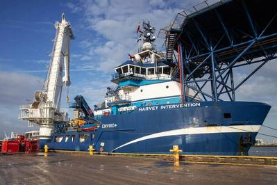 The Harvey Intervention, used during the Mad Dog project. Image from Subsea 7
