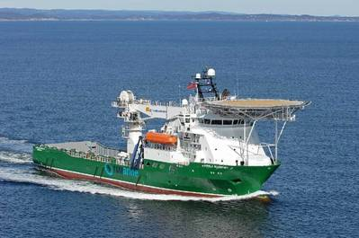 Havila Harmony (Photo courtesy Reach Subsea)