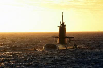 HMAS Waller (Australian Navy photo)