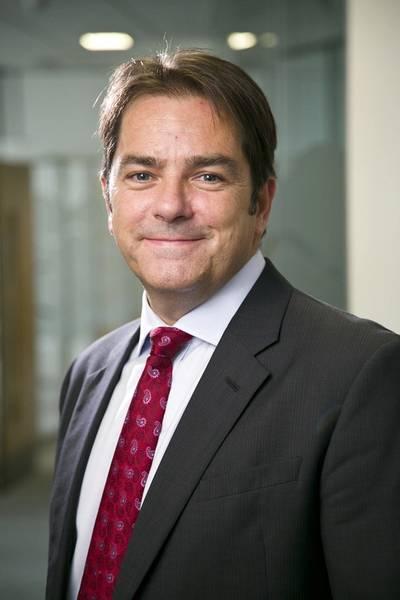 Howard Woodcock, chief executive Photo Bibby Offshore