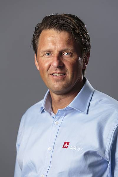 Øivind Røegh (Photo: iSURVEY)
