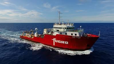 MV Kobi Ruegg (Photo: Fugro)