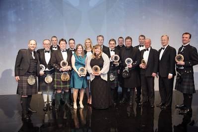 Last year's OAA winners Photo Society of Petroleum Engineers