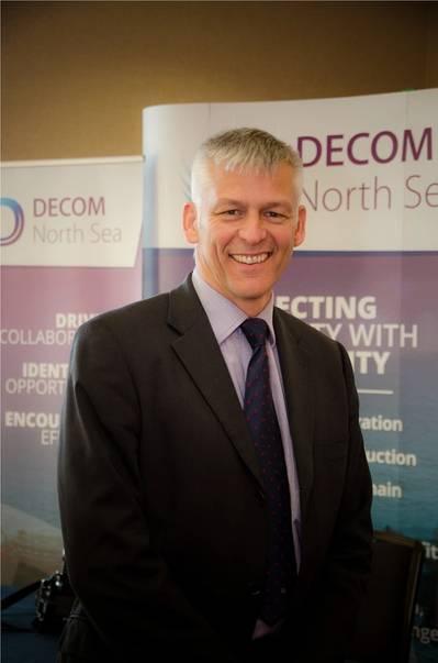 Tom Leeson  Photo courtesy Decom North Sea