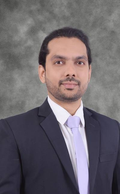 MacArtney Underwater Technology appoints Saurabh Sharma as Regional Sales Manager, consequently reinforcing its sales activities in the Middle East and India. Photo: MacArtney