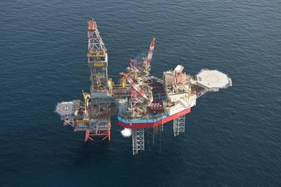 Maersk Reacher: Image courtesy of Maersk Drilling